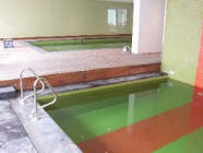 Abode Apartments - Indoor Pool