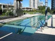 Chatswood 1 Bedroom + Study - Apartment Pool