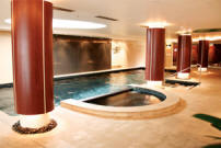 Indoor Pool - City Two Bedroom Apartment