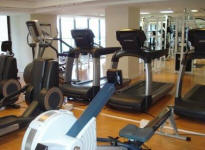 Gym - Grand Corporate Apartment