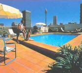 Swimming Pool - Hyde Park Plaza 1510
