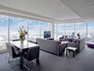 Apartment Living Room - Meriton World Tower Apartments Hotel