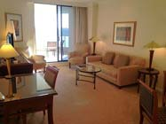 Millers Point Furnished Apartments Lounge Room
