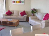 Lounge Room - Peninsular Apartments