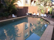 Rainford Apartments Pool