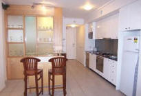 Kitchen and Dining Room - Rex Apartment 603