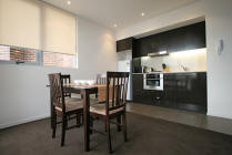 Apartment Dining - St Leonards One Bedroom