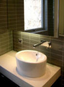 Bathroom - Surry Hills One Bedroom Apartment